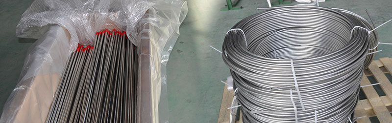 904L Stainless Steel Hydraulic Tubing Packed