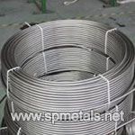 Stainless Steel 904L Tubing Coil