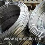 Stainless Steel 904L Seamless Coiled Tubing