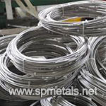 904L Stainless Steel Tubing Coil 1 2
