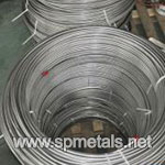 3 8 Stainless Steel 904L Coil Tubing