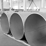 Large Diameter 904L Stainless Steel Welded Pipe