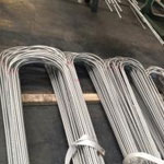 25.4x2.11mm ASTM A269 U Bend Seamless Tubing For Boiler And Heat Exchanger