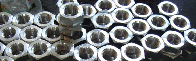 904L Stainless Steel Nuts Packed