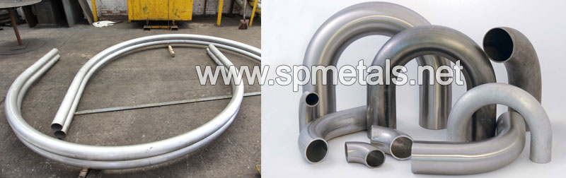 Stainless Steel 904L Pipe Bend | 904L Stainless Steel 3D