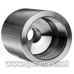 ASTM B649 SS 904L Socket Weld Reducing Coupling
