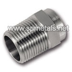 ASTM B649 SS 904L Hexagonal Threaded Nipple