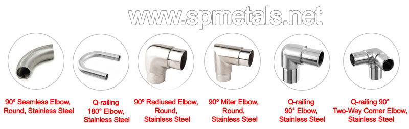Stainless Steel Elbow for Tube