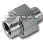 ASTM B649 SS 904L Union, inside thread - welding end