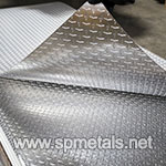 904L Stainless Steel Embossed Plate